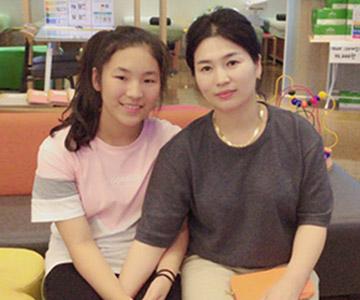 광주함소아에서 만난 수아
